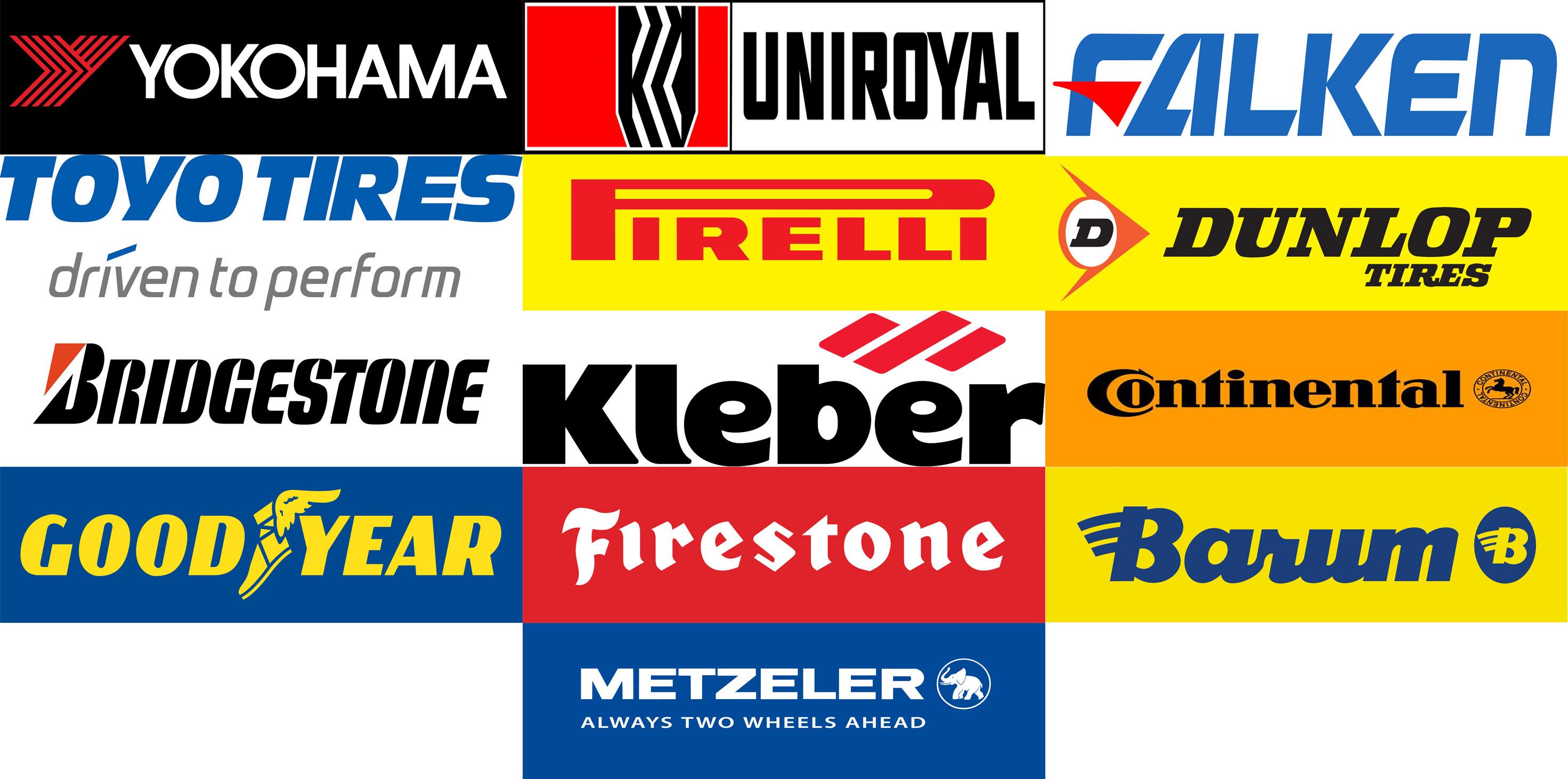 tyres logos